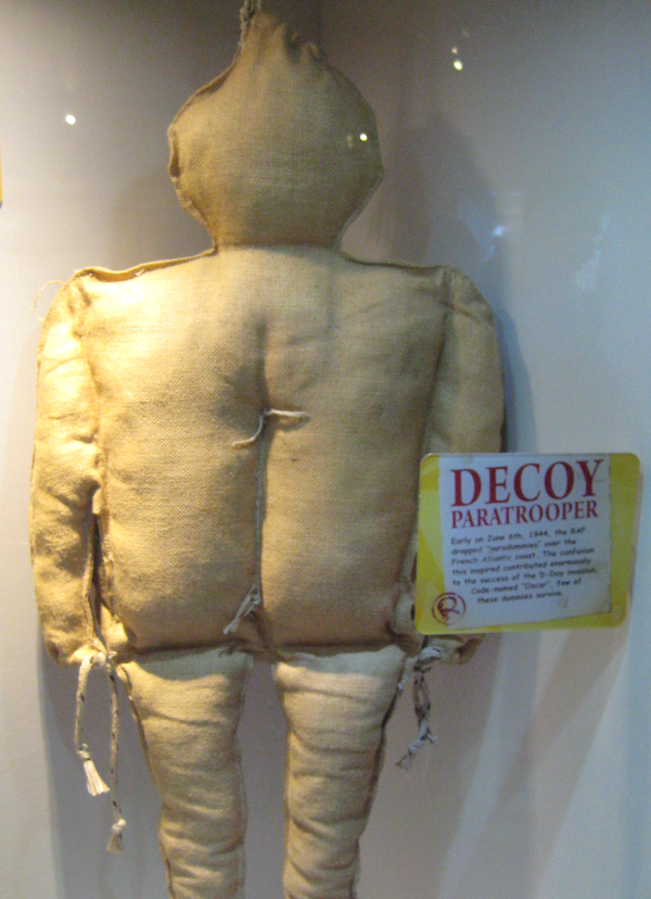 Decoy Paratrooper