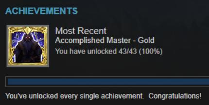 All Achievements 8-)